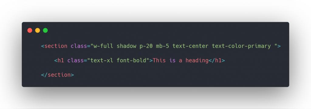 basic html setup