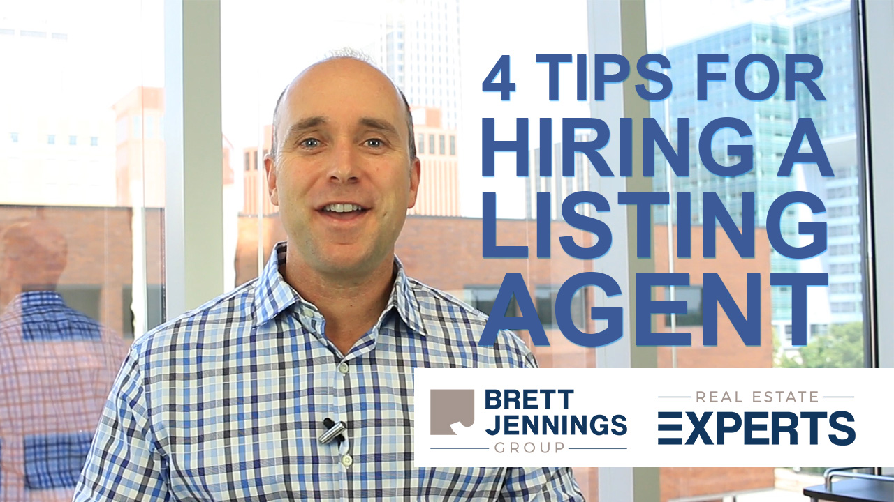 4 Tips to Help You Hire the Right Listing Agent