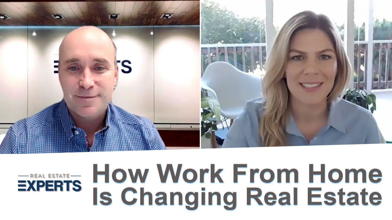 How Work From Home Is Changing Real Estate