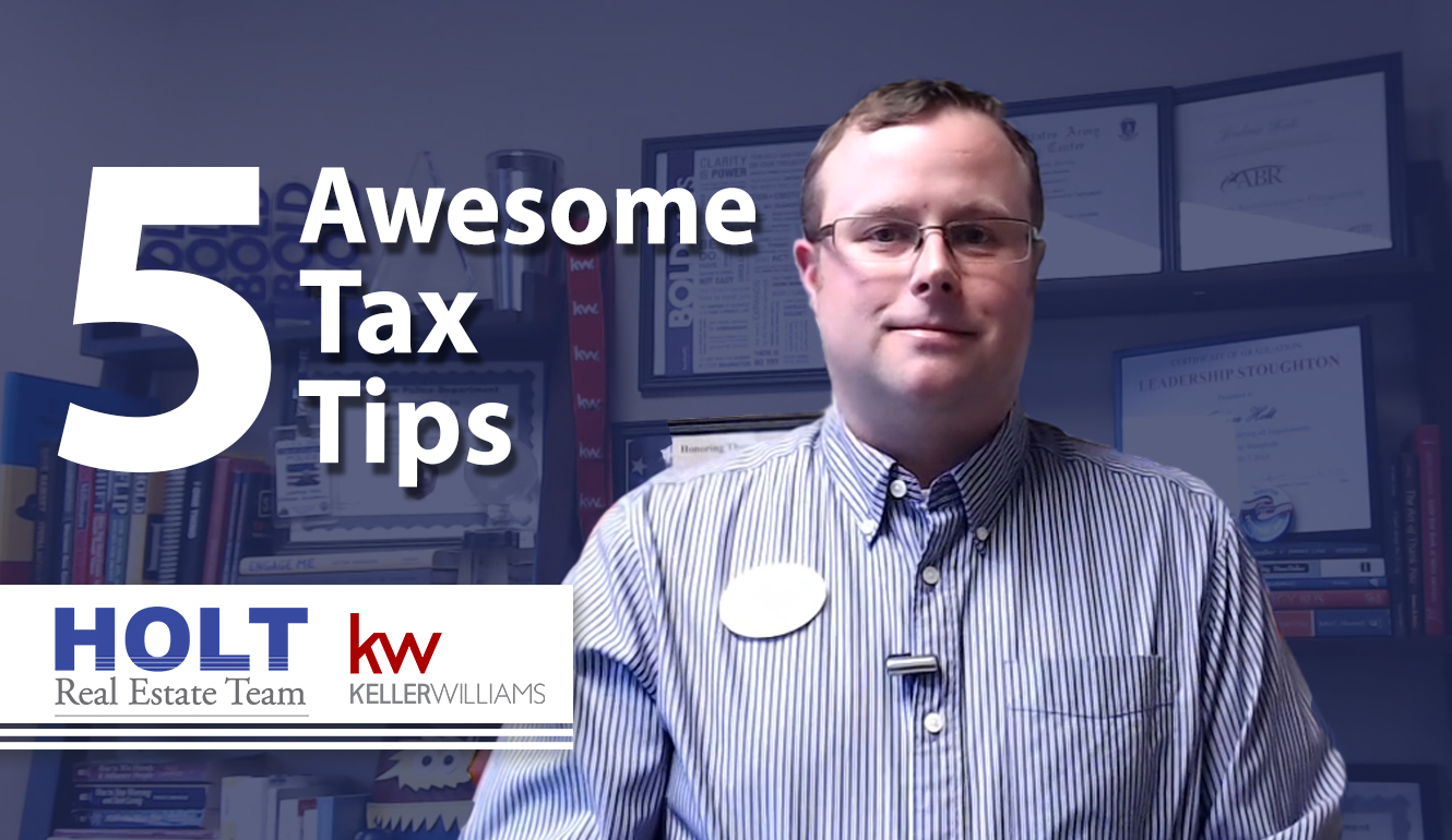 5 Sweet Tax Deductions When Selling a Home
