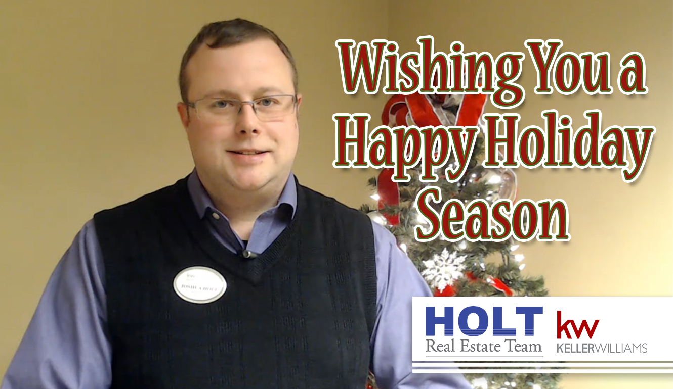 Seasons Greetings from the Holt Real Estate Team