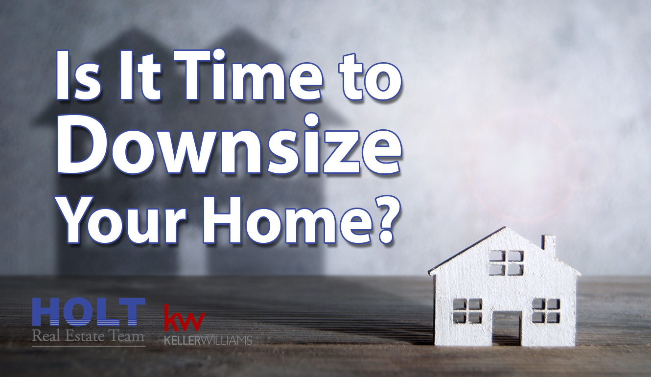 Why Downsize Your Home?
