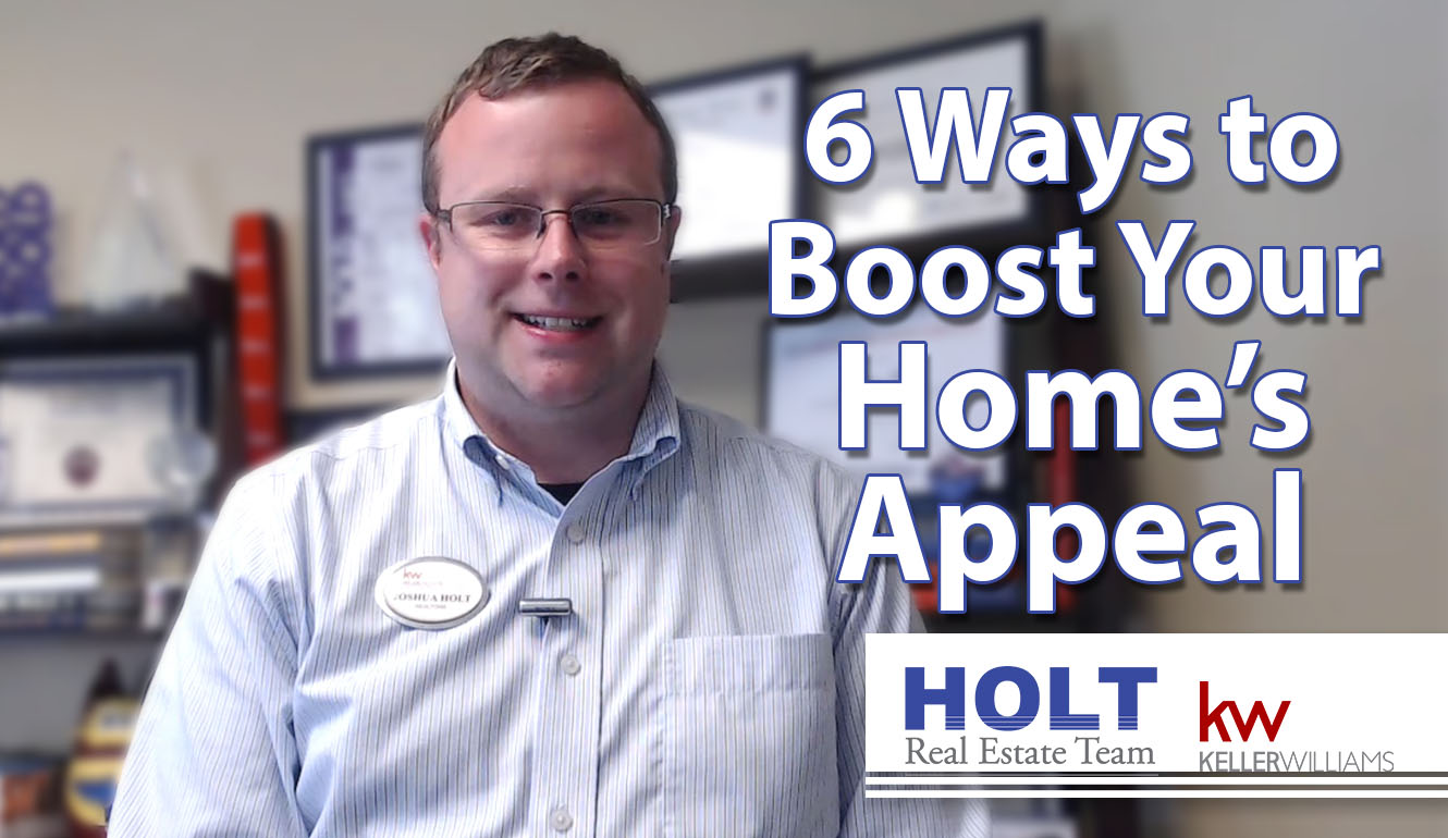 How to Enhance Your Home's Appeal to Buyers