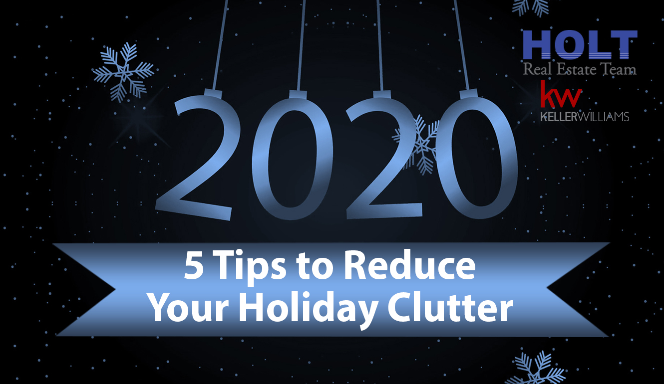 5 Tips for Decluttering After the Holiday Season
