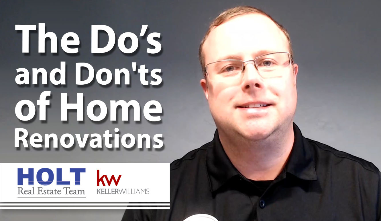 Q: What Renovations Should I Make Before Selling?