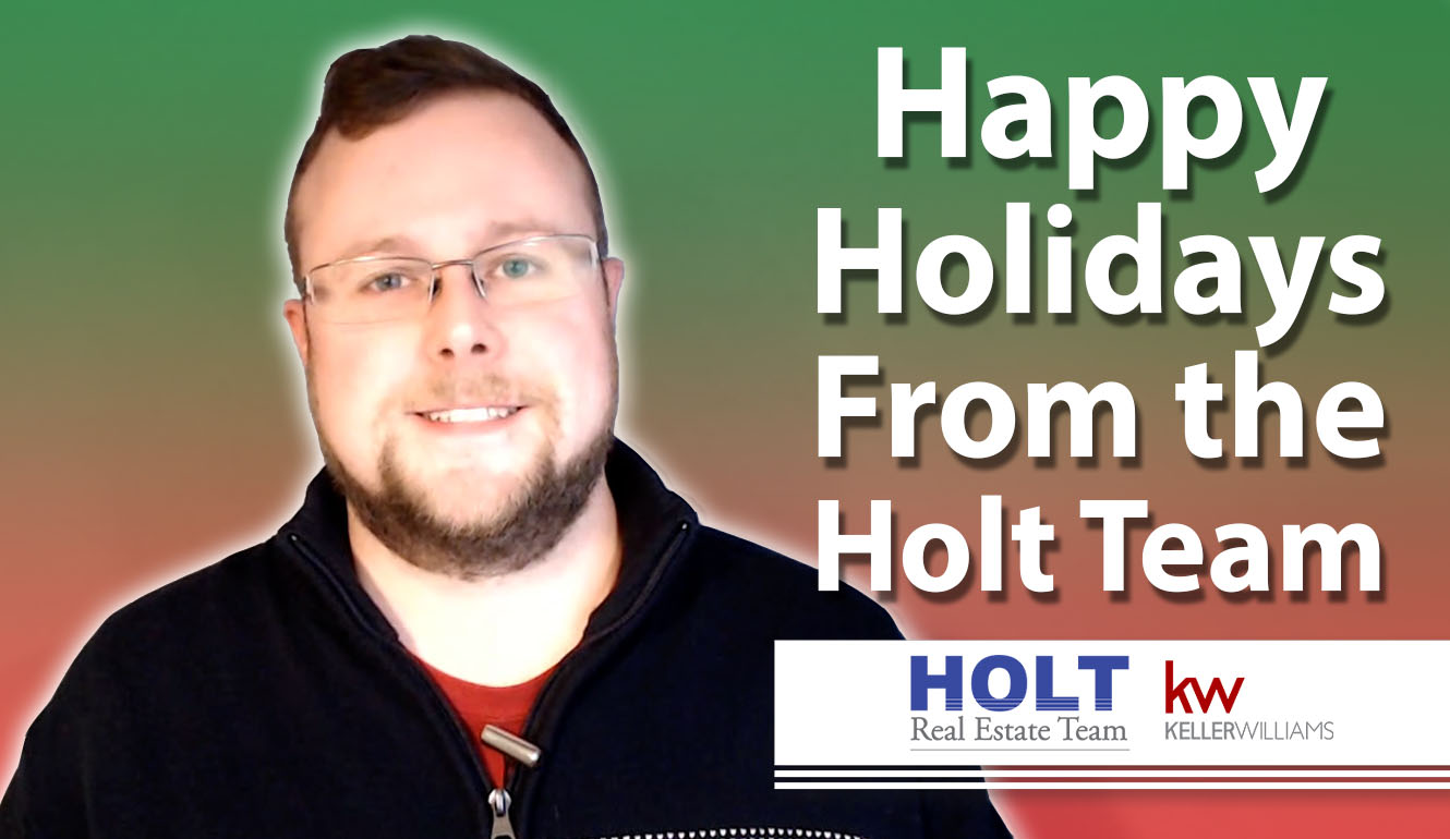 Happy Holidays From the Holt Team