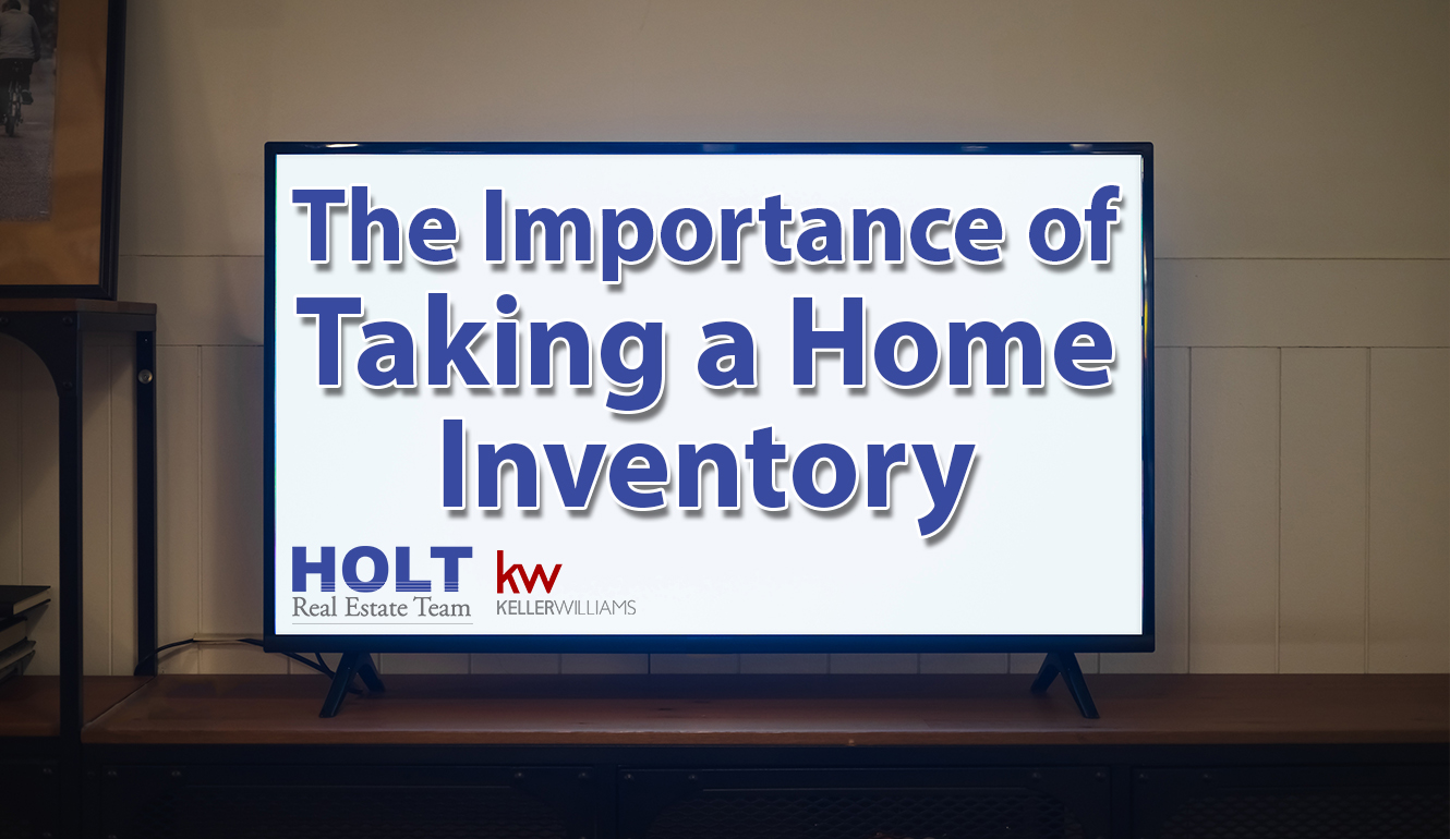 How to Take an Inventory of Your Home