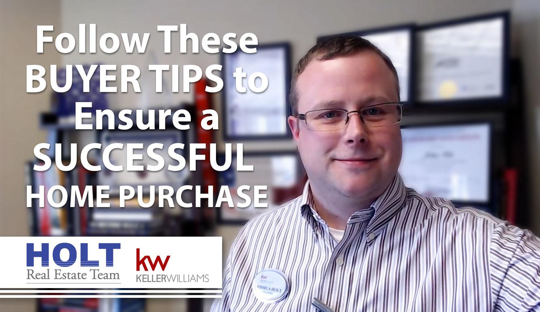 4 Buyer Tips for Navigating Our Current Market