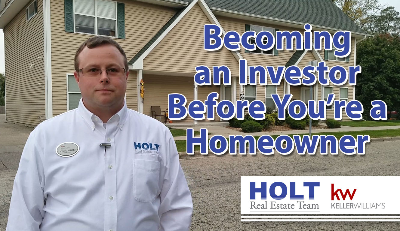 5 Reasons to Buy an Investment Property Before Becoming a Homeowner