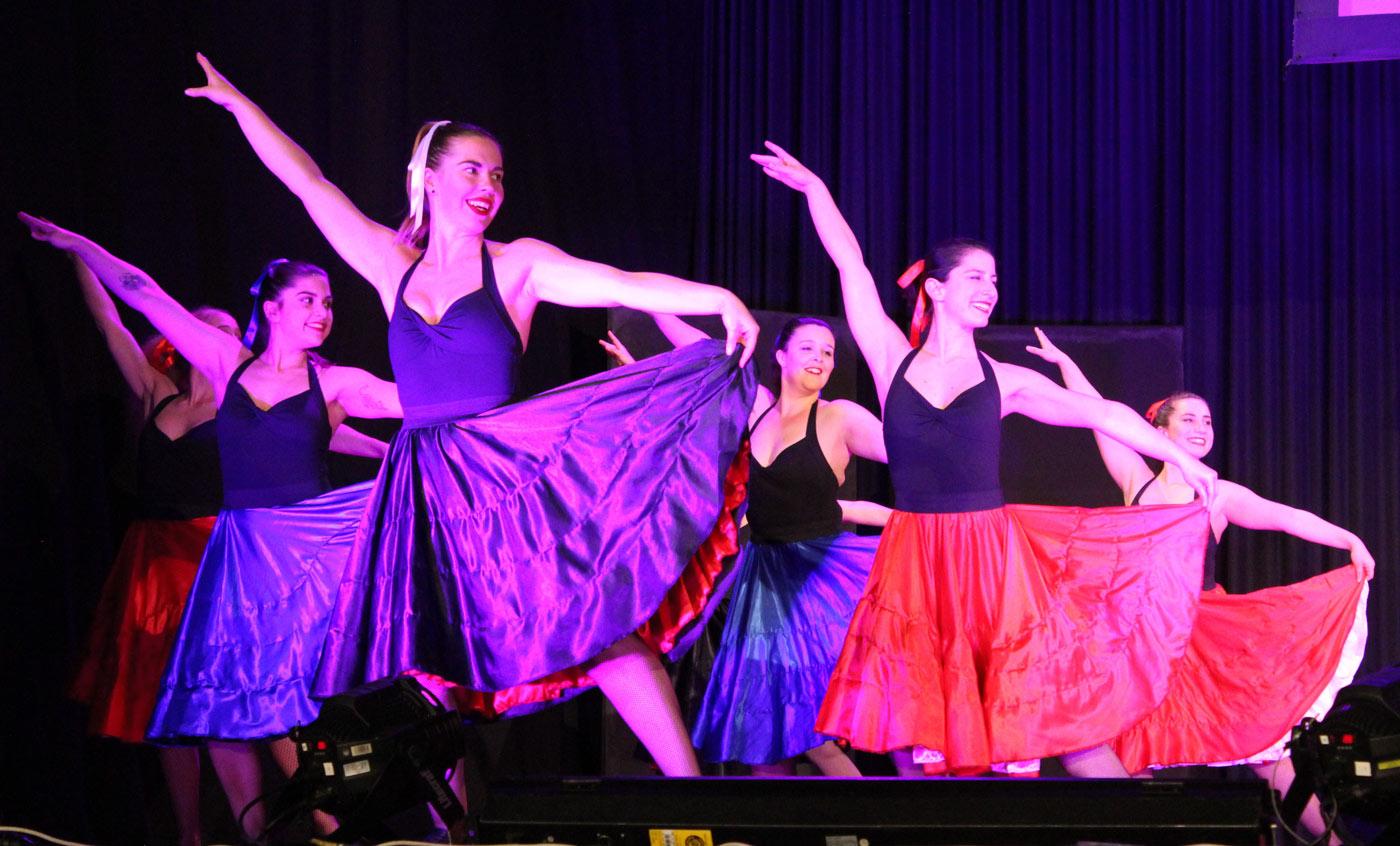 wave dancers