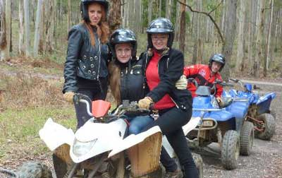 Daylesford Quad Bike Tours