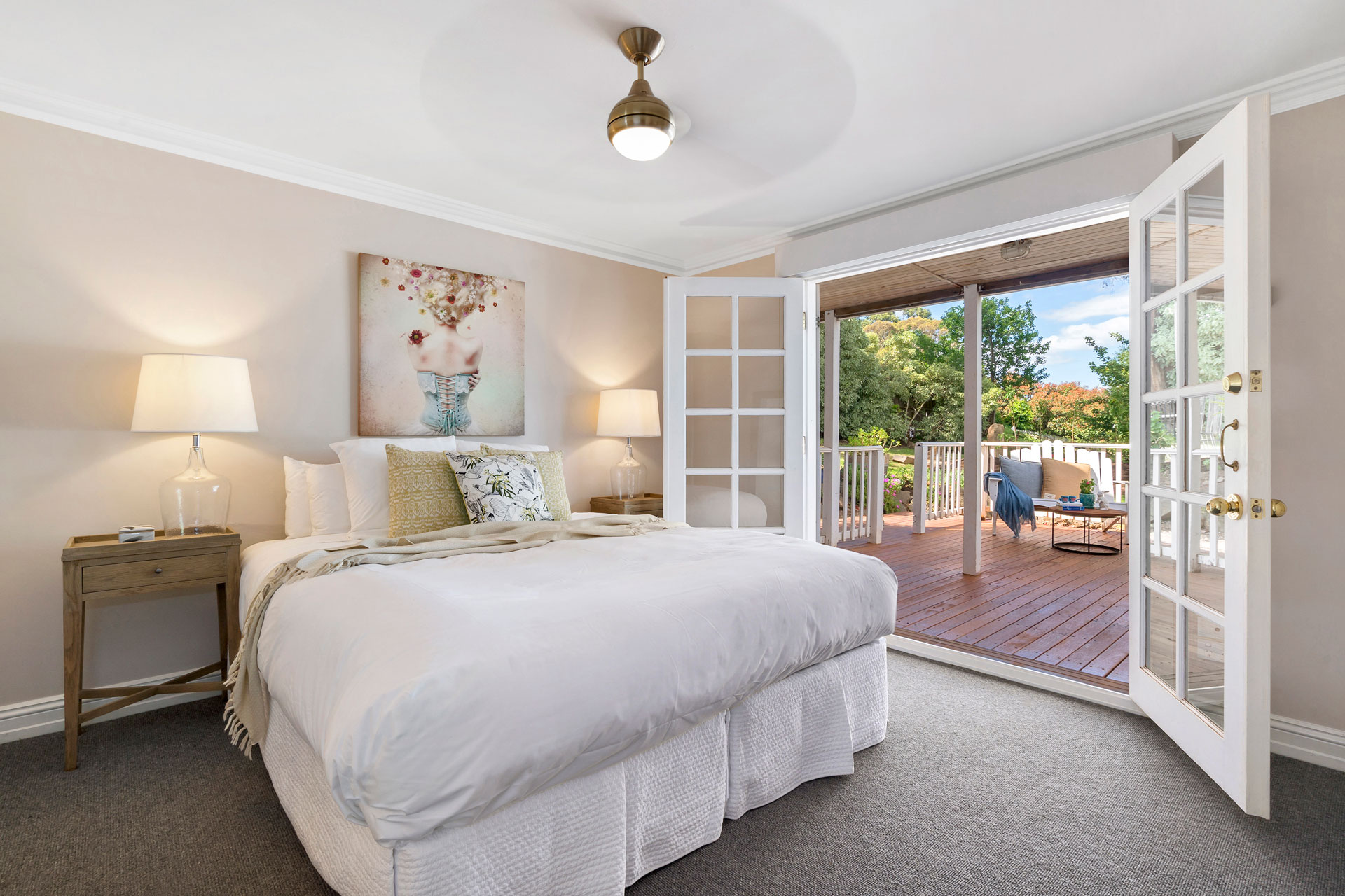 Daylesford Group Accommodation