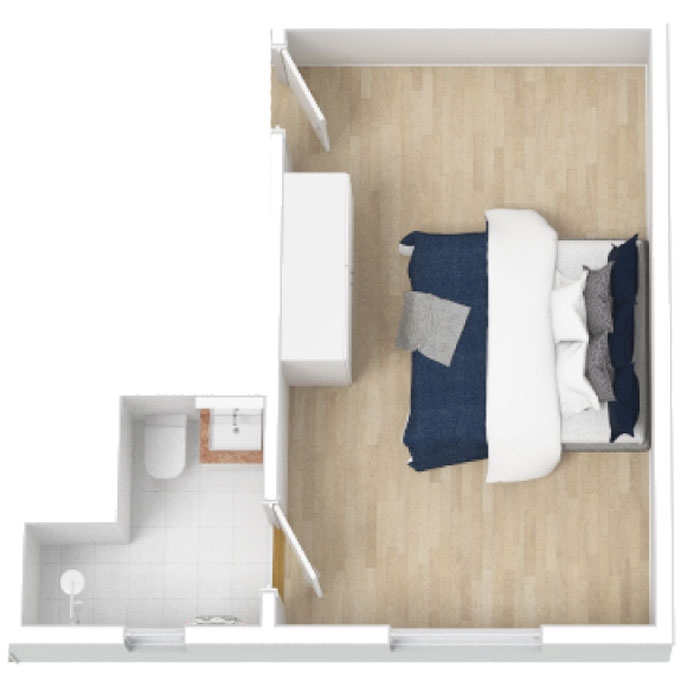 Room Four Floorplan