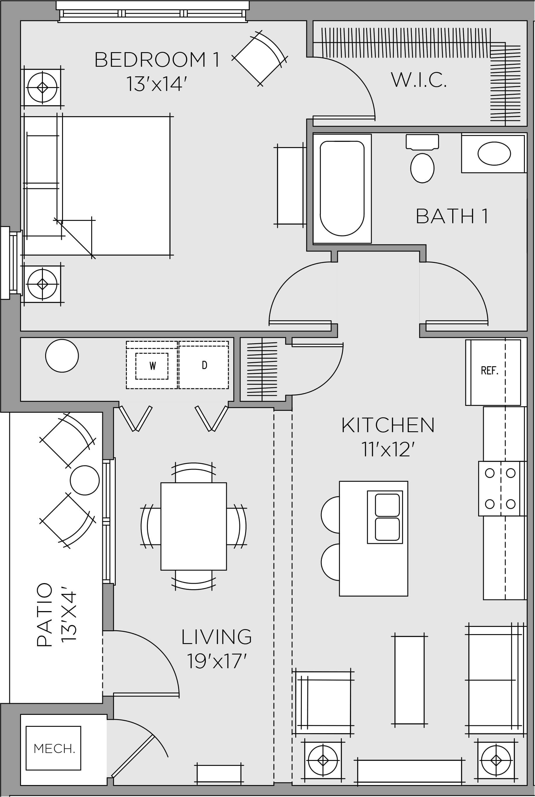Irving Floorplan