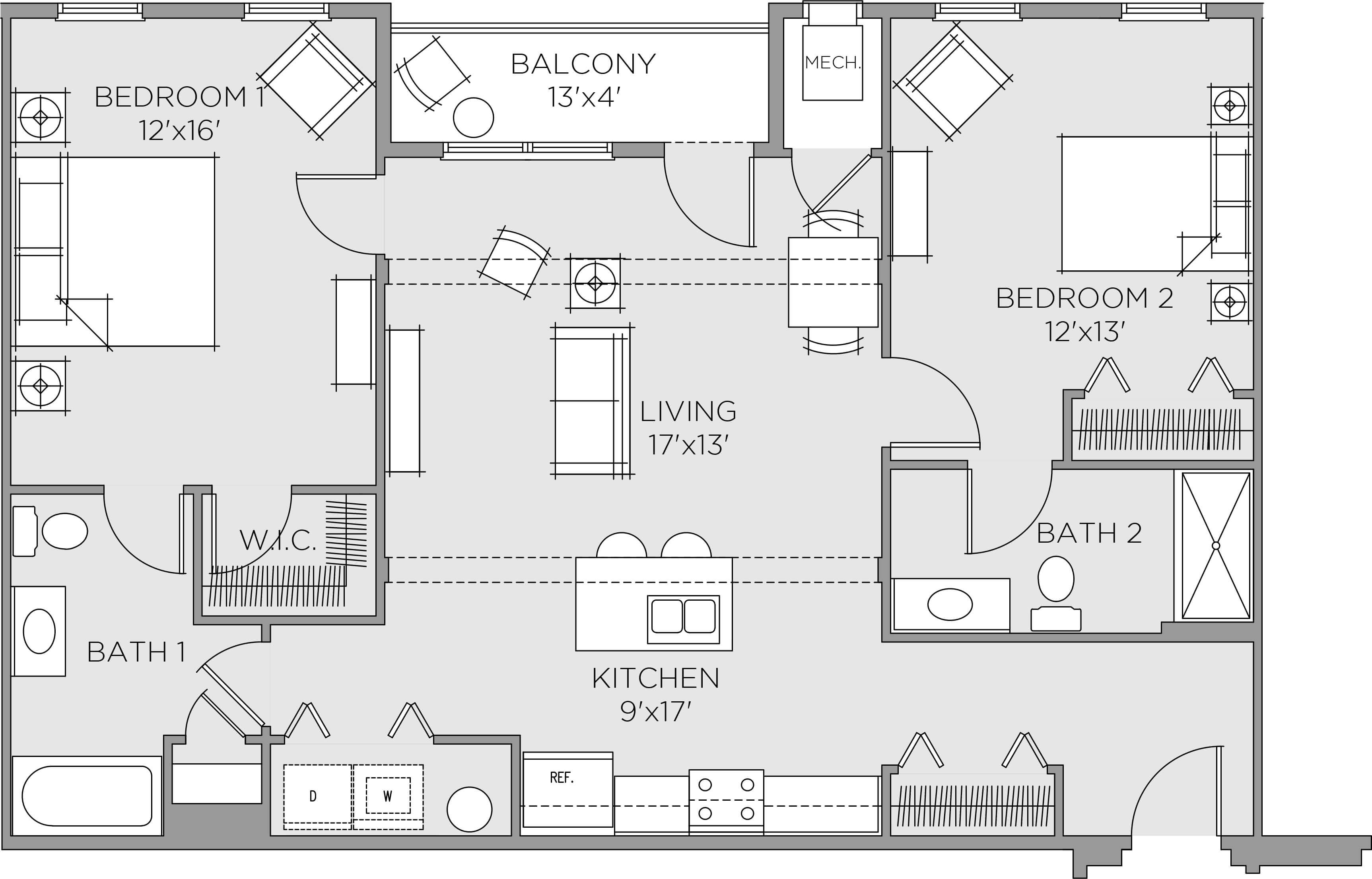 Haven Floorplan
