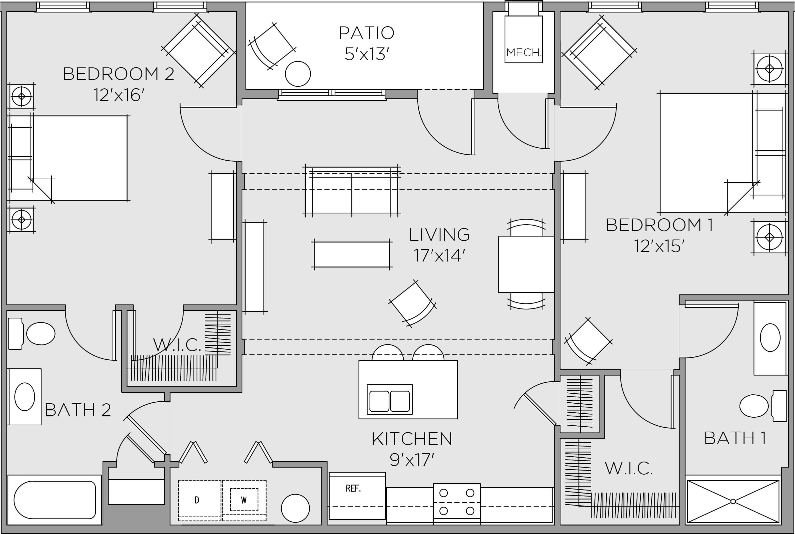 Dover Floorplan
