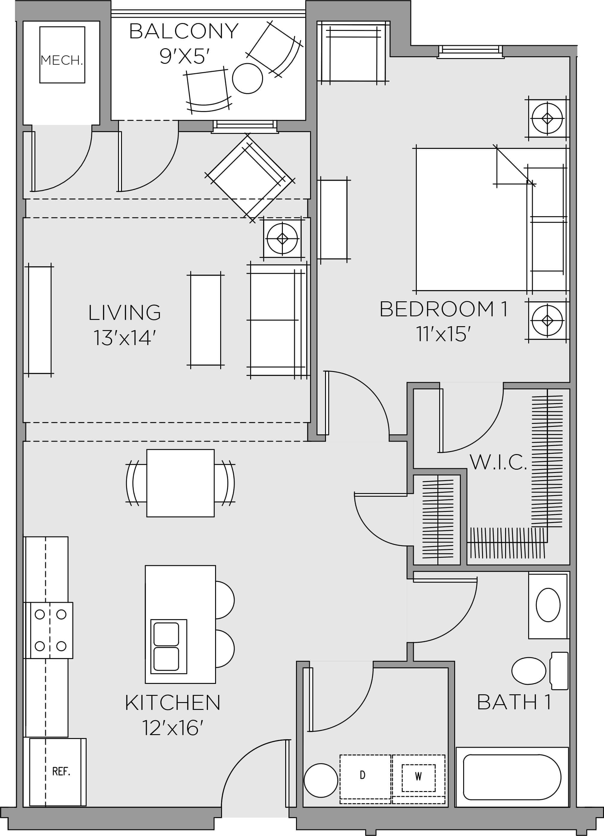Pratt Floorplan