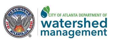 City of Atlanta Department of Watershed Management
