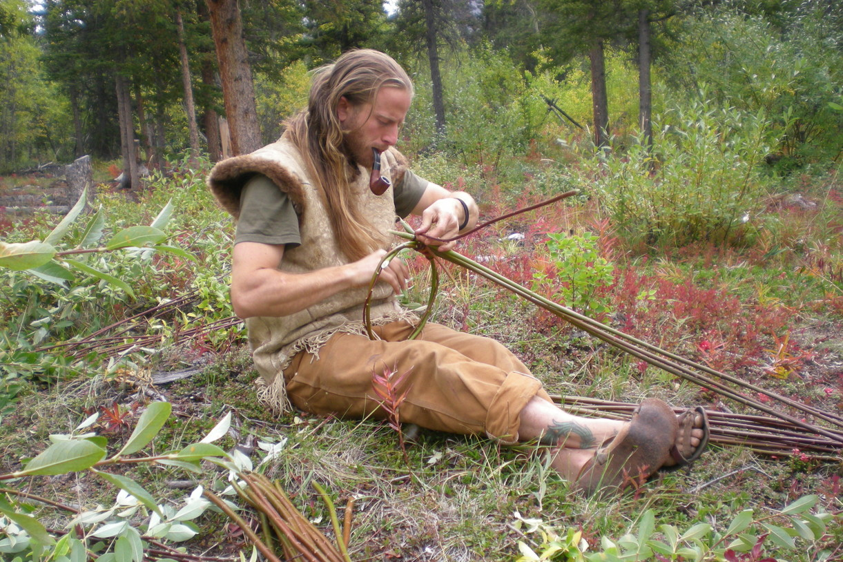 Kim Alaska Kanada Wildnis Reuse