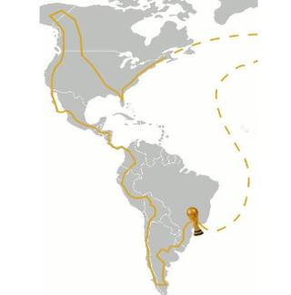 Mit dem Auto über die Panamericana zur WM nach Brasilien