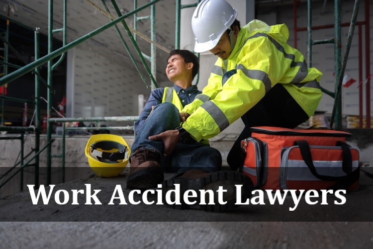 Work Accident Lawyers In Dallas, TX