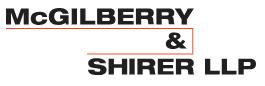 Mcgilberry & Shirer LLP Logo