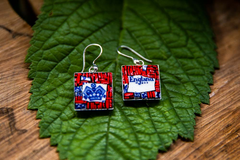 Photo of Made in England Earrings