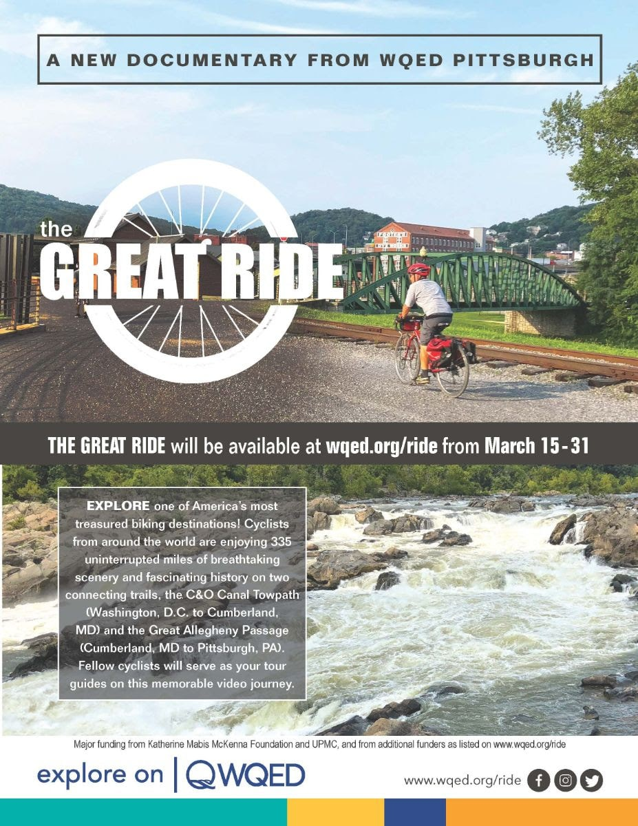 The Great Ride: WQED Documentary