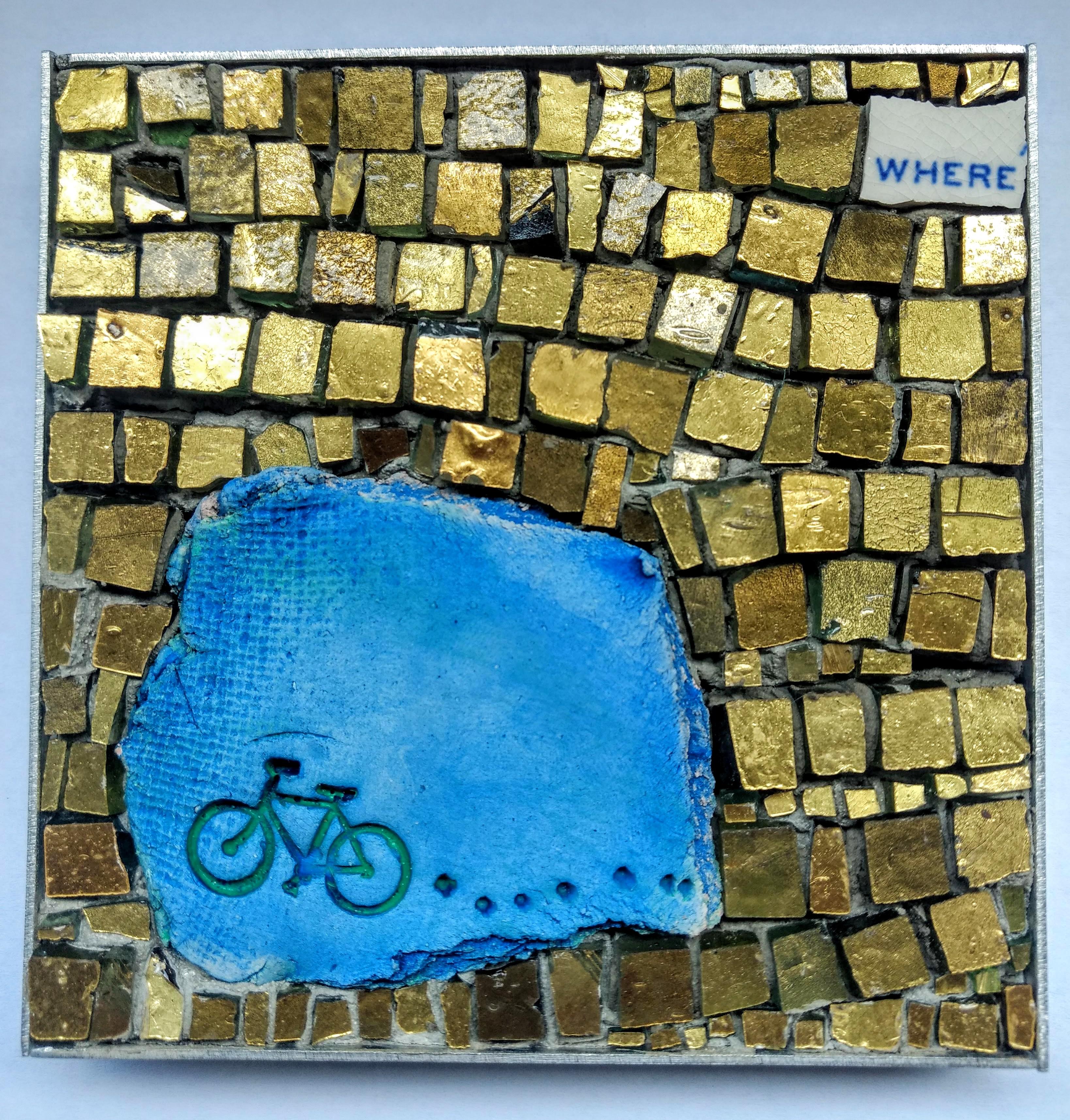 Biking Through Gold  thumbnail