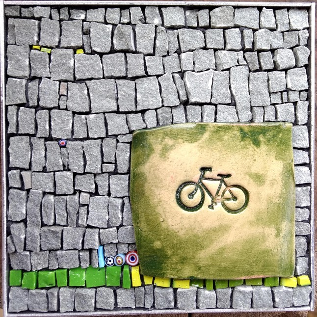 Bike mosaic thumbnail