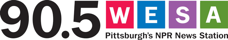 90.5 WESA, Pittsburgh's NPR News Station logo