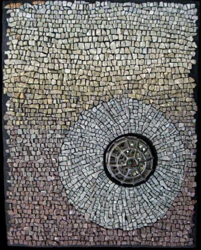 "Rachel Sager ""Driveway"" mosaic"