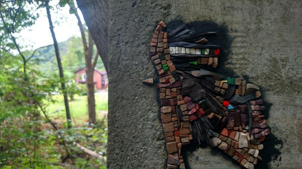 Rachel Sager @ The Ruins