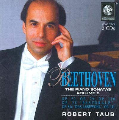 Beethoven: Piano Sonatas, Vol.5