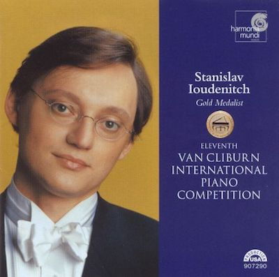 11th Van Cliburn International Piano Competition: Stanislav Ioudenitch