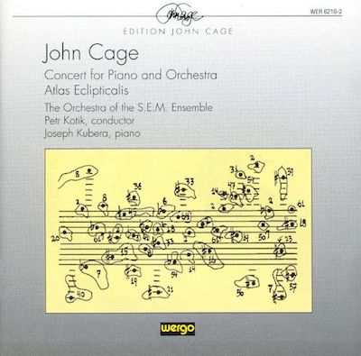 John Cage: Concert for Piano and Orchestra