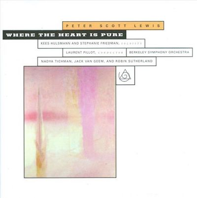 Peter Scott Lewis: Where the Heart Is Pure