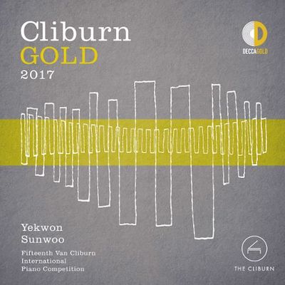 Cliburn Gold 2017: 15th Van Cliburn International Piano Competition