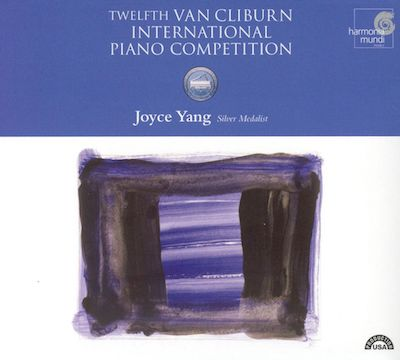 Twelfth Van Cliburn International Piano Competition: Joyce Yang, Silver Medalist