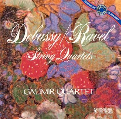 Debussy/Ravel: String Quartets