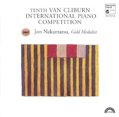 Tenth Van Cliburn International Piano Competition: Gold Medalist