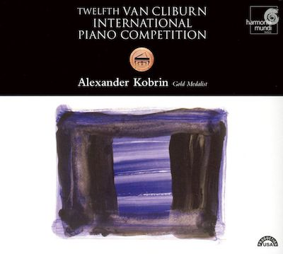 Twelfth Van Cilburn International Piano Competition: Alexander Korbin, Gold Medalist