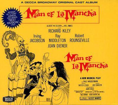 Man of La Mancha [Original Broadway Cast Recording]