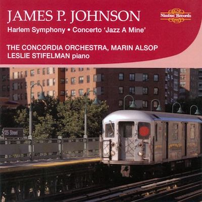 James P. Johnson: Harlem Symphony; Concerto