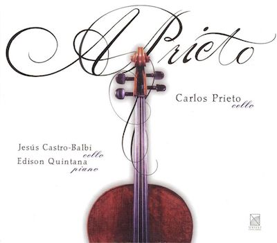 Carlos Prieto, Cello
