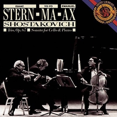 Shostakovich: Trio, Op. 67; Sonata for Cello & Piano