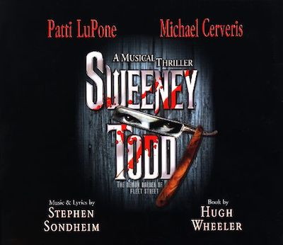 Sweeney Todd: A Musical Thriller