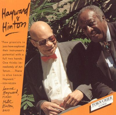 Hayward and Hinton