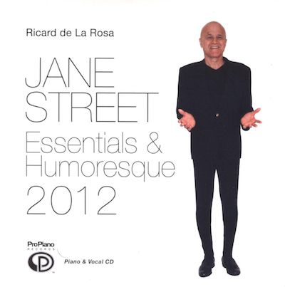 Jane Street: Essentials & Humoresque 2012