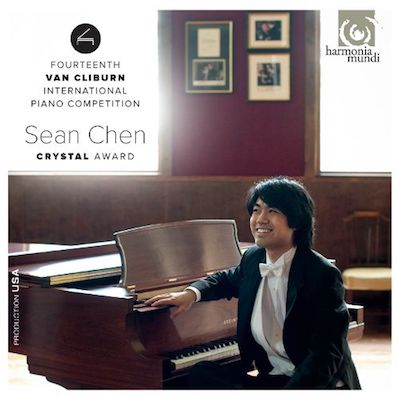 Sean Chen: Crystal Award